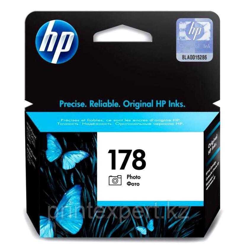 HP CB317HE Photo Black