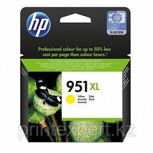 Картридж струйный HP №951XL Yellow