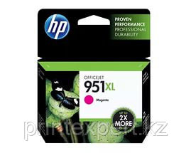 HP CN047AE Magenta Ink Cartridge №951XL for Officejet Pro 8100 ePrinter /Officejet Pro 8600 e-All-in-One, up t