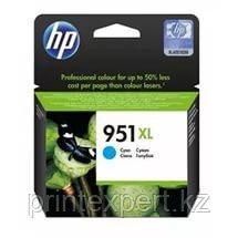 Картридж струйный HP №951XL Cyan