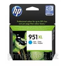 HP CN046AE Cyan Ink Cartridge №951XL for Officejet Pro 8100 ePrinter /Officejet Pro 8600 e-All-in-One, up to 1, фото 2