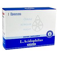 L.Acidophilus Л. Ацидофилус, лактобактерии, микрофлора кишечника, 2,5 млдр.