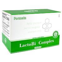 ЛактоБи Комплекс, Лакто и Бифидобактерии + растворимая клетчатка, 14 пакетиков.