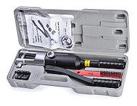 Пресс гидравлический ручной для опрессовки изолированных гильз и наконечников ™КВТ