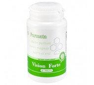 Вижн Форте, витамины для глаз + лютеин, 60 таблеток.
