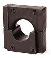 Набор матриц для опрессовки овальных соединителей типа СОАС ™КВТ