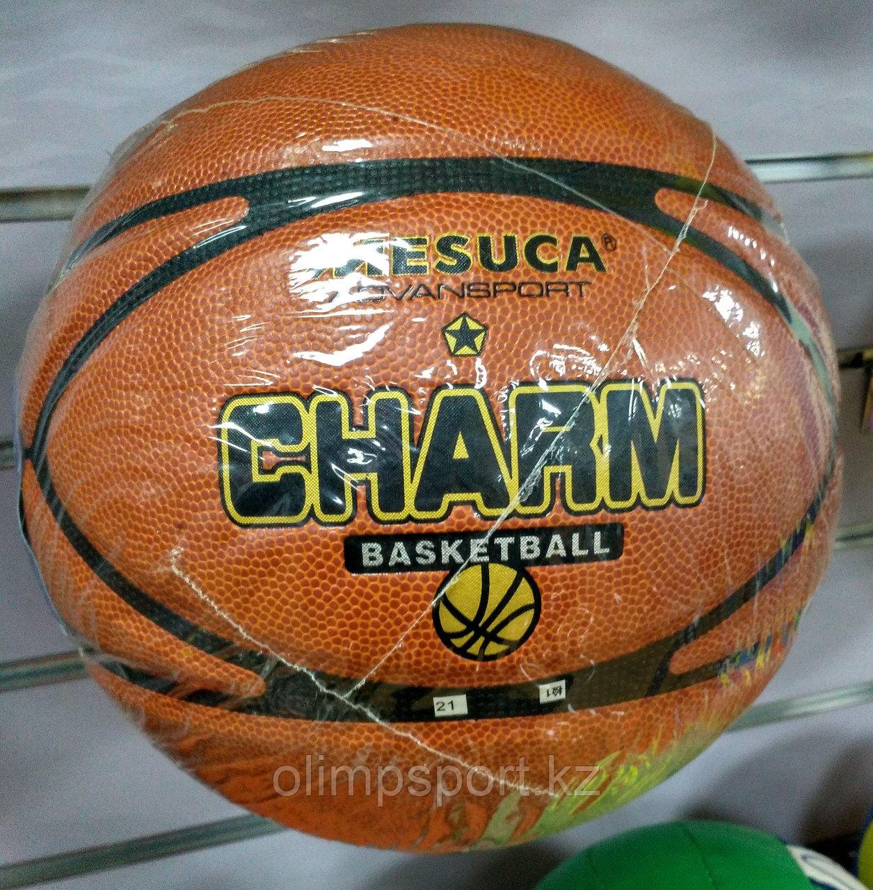 Мяч баскетбольный Mesuca Charm 7