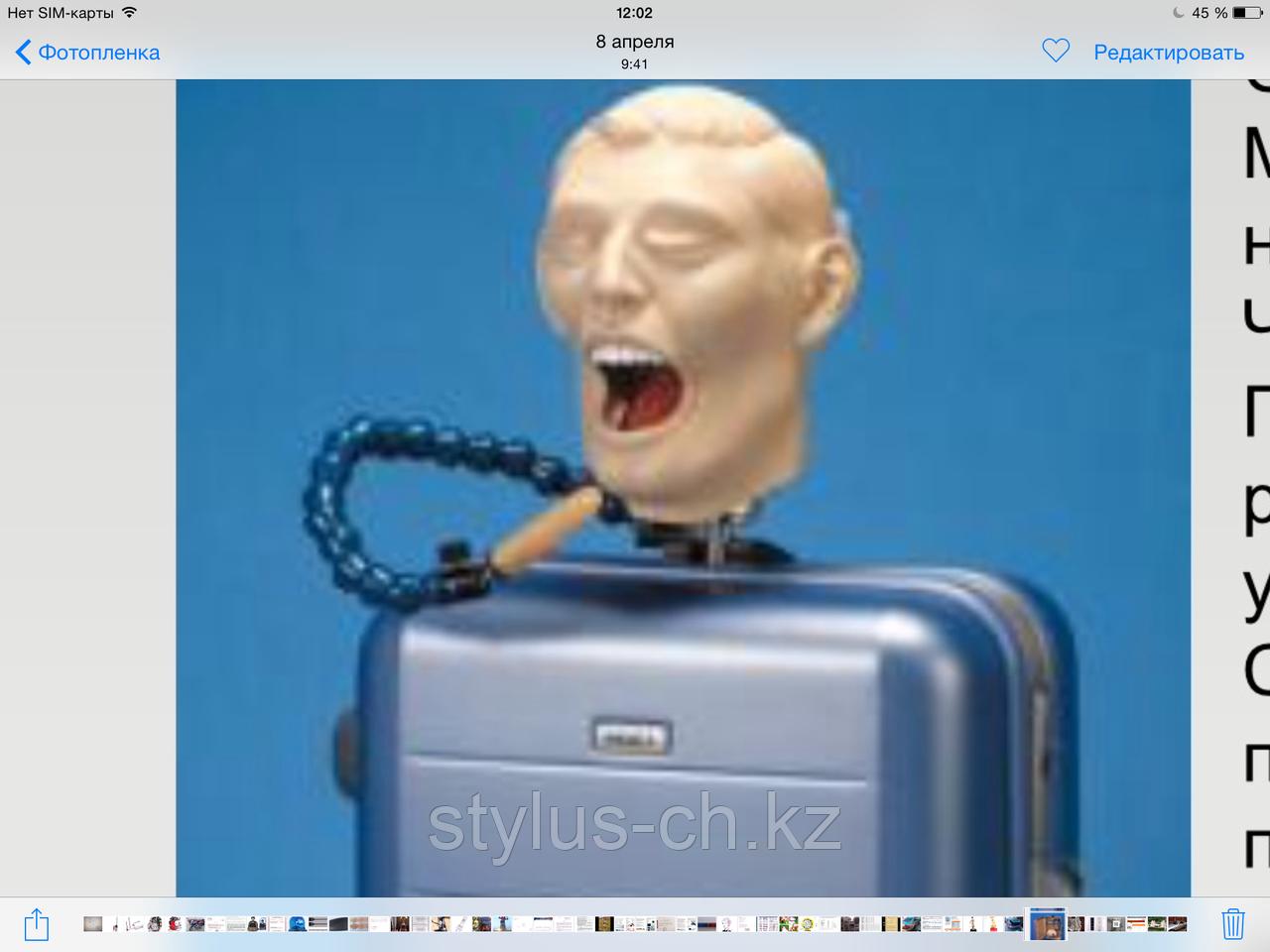 Симулятор рентгенографии полости рта