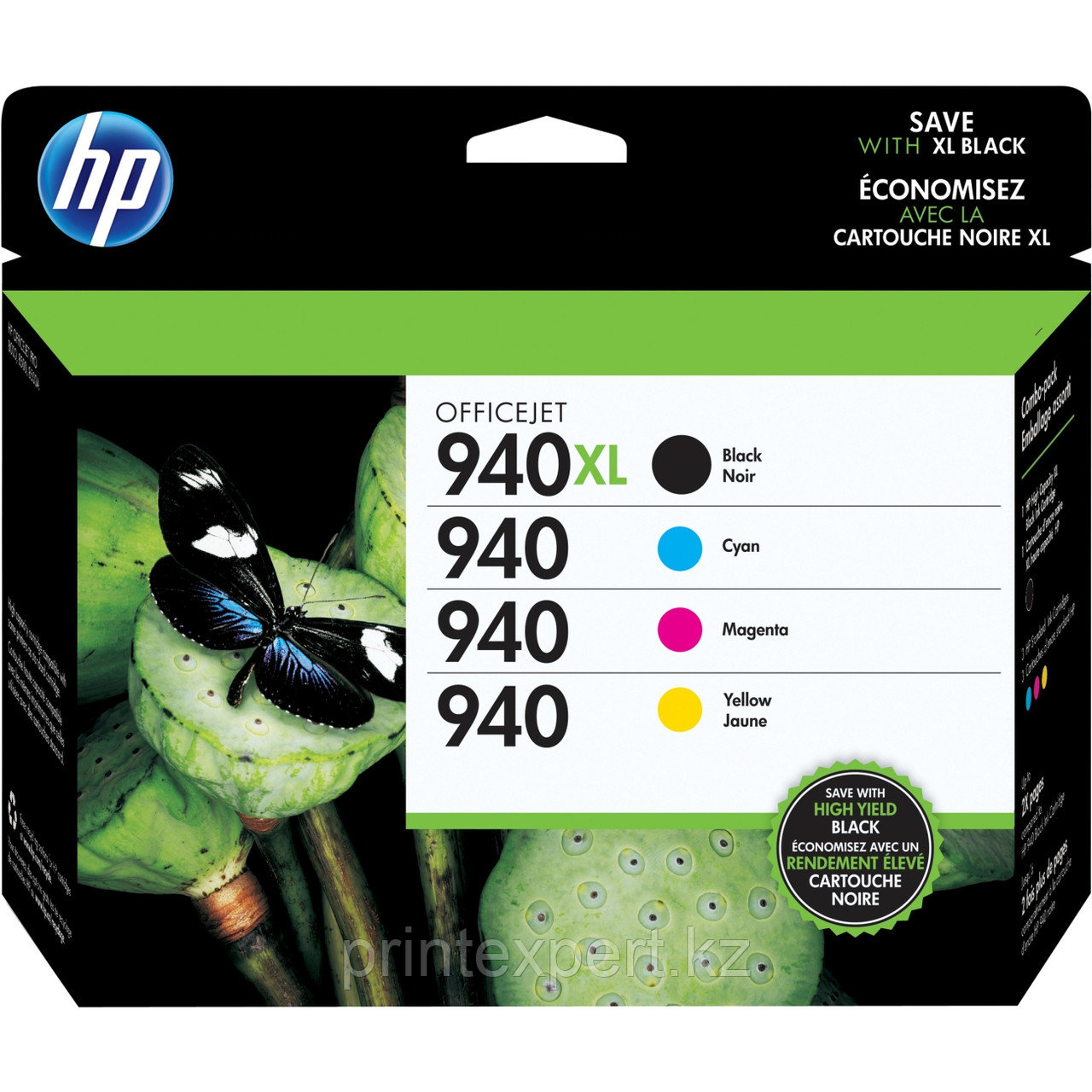 HP №940XL Combo Pack