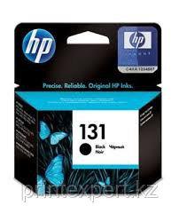 Картридж струйный HP №131 Black