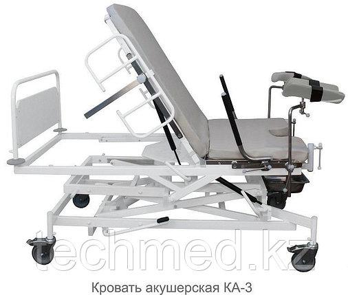 Кровать акушерская КА-3, фото 2