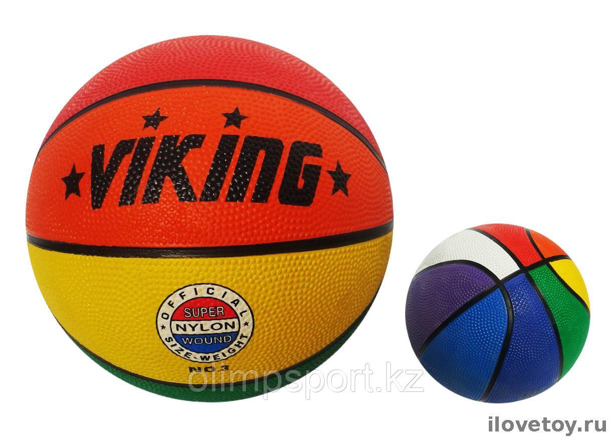 Мяч баскетбольный детский