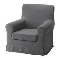 Кресло ЭННИЛУНД Нордвалла темно-серый ИКЕА, IKEA, фото 1