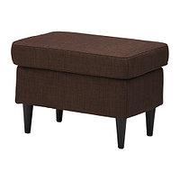 Банкетка СТРАНДМОН Шифтебу коричневый ИКЕА, IKEA