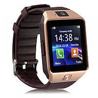 Smart Watch DZ09 Смарт часы Gold