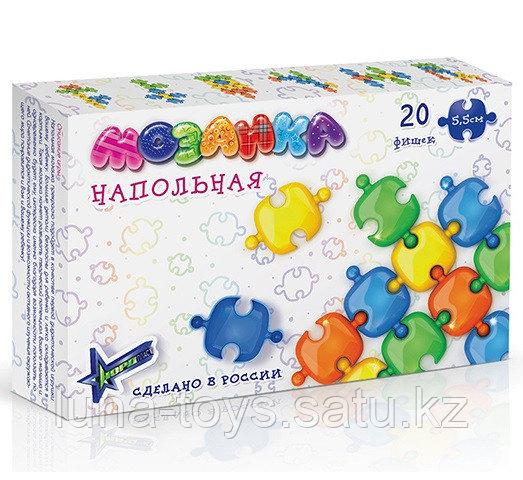 Напольная мозаика (20 фишек в коробке)