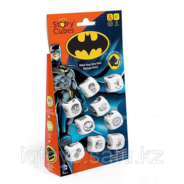 "Кубики Историй Rory's Story Cubes ""Бэтмен""(Batman Story)"