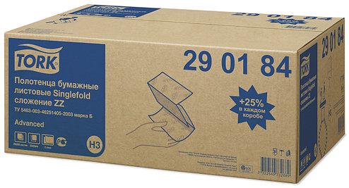 Tork листовые полотенца Singlefold сложения ZZ 290184, фото 2