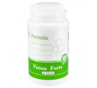 Вижн Форте, витамины-антиоксиданты для глаз и всего организма, 60 таблеток.