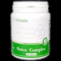 Osteo Complex Остео Комплекс, Глюкозамин 250 мг, Босвелия, биодоступный кальций, 180 таблеток.