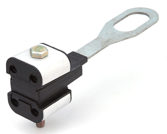 Зажим анкерный для самонесущей системы СИП-4 ™КВТ