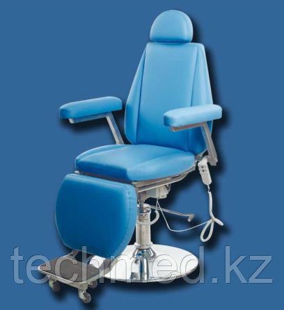 Кресло пациента оториноларингологическое Элема-Н КПО1