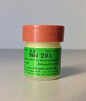 Эффективная тайская мазь для лечения псориаза - 29А, себорея, демодикоз, стригущий лишай, угри