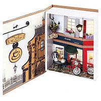 """Набор для создания миниатюры """"Пражское кафе"""" (005-B), Белоснежка, фото 1"""