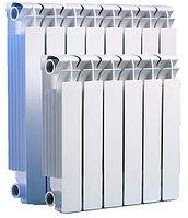 Радиаторы биметаллические 10-ти секционные 500