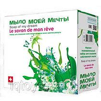 INTELLECTICO 454 Мыло моей мечты, зелёный набор