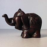 Статуэтка слоник маленький в шапочке, фото 2