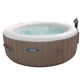 SPA Бассейн надувной Intex Bubble Massage, диаметр 165 см