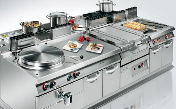 Профессиональное кухонное оборудование для столовых,кафе и ресторанов