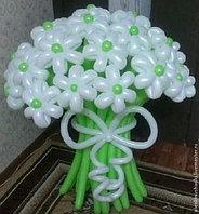 Букет 11 цветов из шаров на 8-е марта в Павлодаре, фото 1
