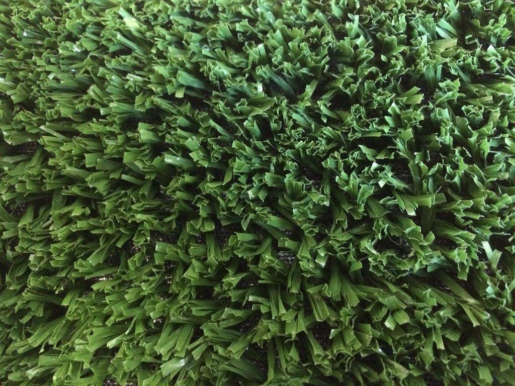 Искусственная трава для футбола 20 мм - фото 3