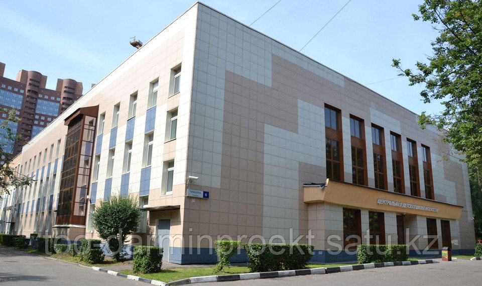 Проектирование медицинских центров