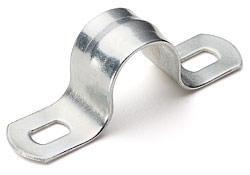 Cкоба металлическая двухлапковая ™Fortisflex