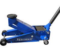 Домкрат подкатной гидравлический 3т Remax V3