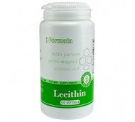 Лецитин, полноценный набор фосфолипидов, 520 мг, 100 капсул.