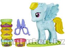 """Игровой набор с пластилином Play-Toy """"Моя маленькая пони"""""""