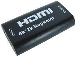 Усилитель сигнала HDMI линейный до 40 м кабеля