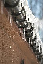Обогрев водосточных систем из Германии кабелем BRF-IM