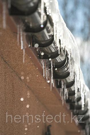 Обогрев водосточных систем из Германии кабелем BRF-IM, фото 2