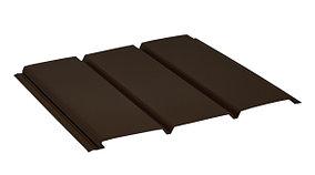 Софит без перфорациии RR32 (темно-коричневый)