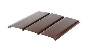 Софит без перфорациии Ral8017 (коричневый)