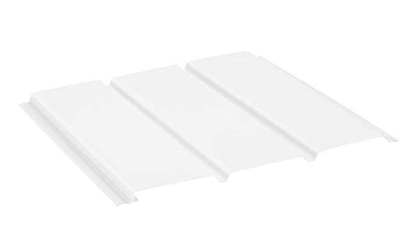Софит без перфорациии RR20 (белый)
