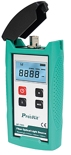 Тестовый волоконно-оптический источник света Pro`skit MT-7803