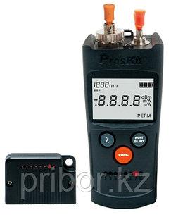 Измеритель оптической мощности Pro'sKit MT-7602