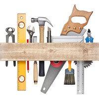 Инструменты, валики, кисти, ножи
