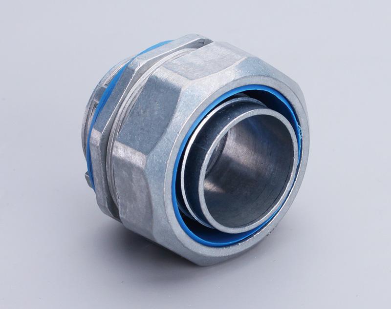 Муфты вводные для металлорукава в усиленной ПВХ изоляции ВМУ ™Fortisflex